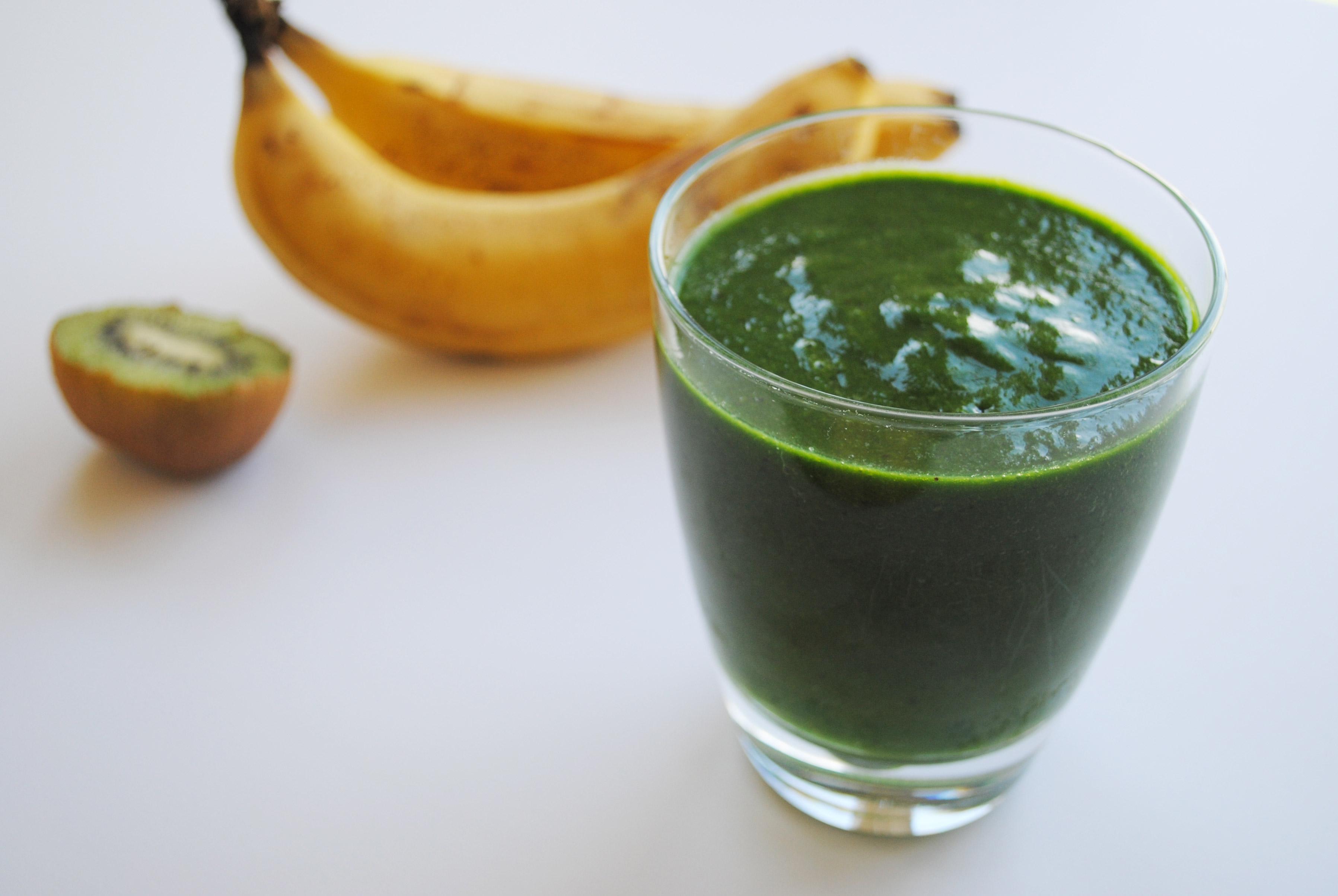 Kale Super-Start Smoothie